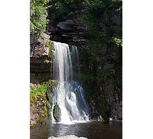 Beautiful Waterfall in the Yorkshire dales Photographic Print