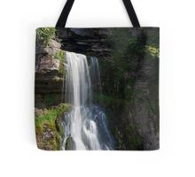 Beautiful Waterfall in the Yorkshire dales Tote Bag