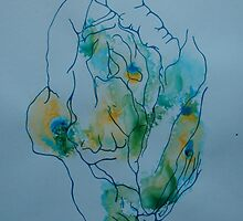 Test 18 - Colors, ink by Natas