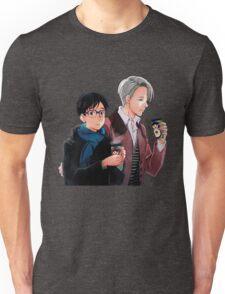 Holiday Victuuri Unisex T-Shirt