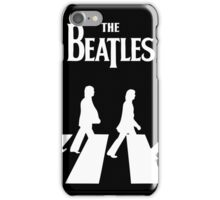 beatles 3 iPhone Case/Skin