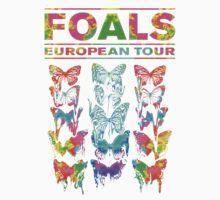 Foals, european Tour One Piece - Long Sleeve