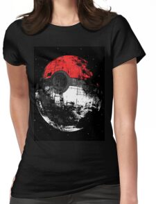DeathBall  Womens Fitted T-Shirt