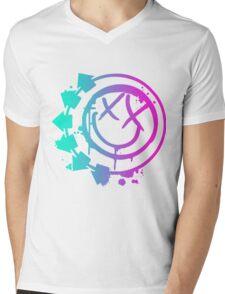 Blink 3 Mens V-Neck T-Shirt