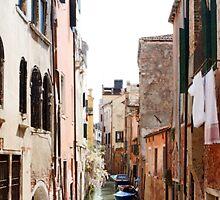 Back Street Venice by BrookeRyanPhoto