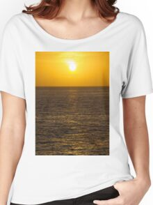 A beautiful sunrise  Women's Relaxed Fit T-Shirt