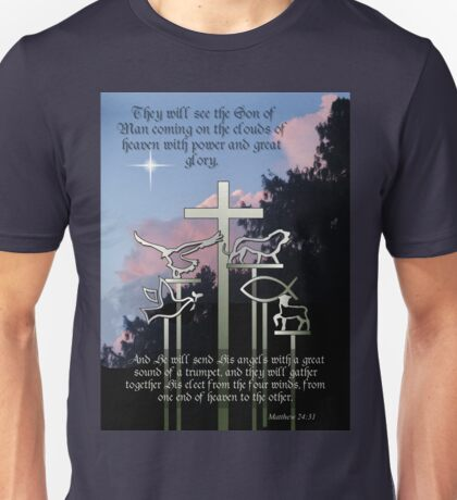The Coming of The Son of Man Unisex T-Shirt