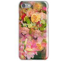 ROSES BOUNTIFUL SO SHABBY CHIC iPhone Case/Skin