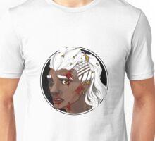 Aasimar Fighter (Injured) Unisex T-Shirt