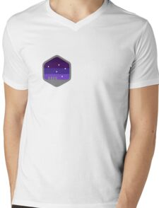 Star Wars Original Emblem Set - V1 - Hoth Mens V-Neck T-Shirt