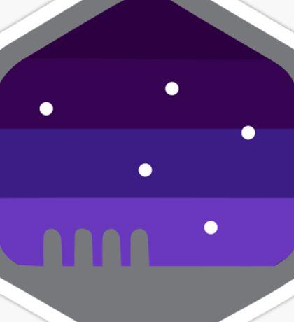Star Wars Original Emblem Set - V1 - Hoth Sticker