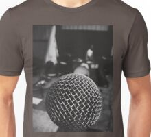 Behind The Mic Unisex T-Shirt