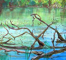 Lake View by Linda Ridpath