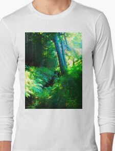 Enchantment of the forest Long Sleeve T-Shirt