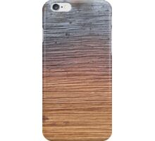 cracking ripples iPhone Case/Skin