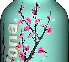 Arizona Tea bottle  by spiceboy