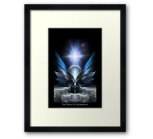 The Wings Of Anthropolis Framed Print