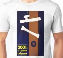 Science fiction movie poster Unisex T-Shirt