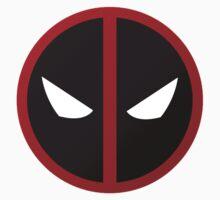 Deadpool Symbol Kids Tee