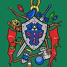 Legend of Items by Azafran