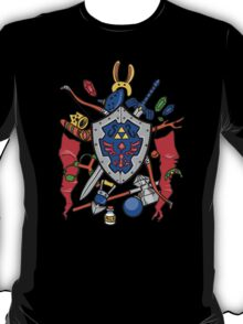 Legend of Items T-Shirt