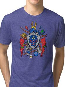 Legend of Items Tri-blend T-Shirt