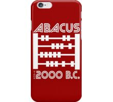 The Abacus  iPhone Case/Skin