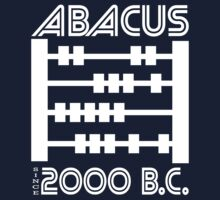 The Abacus  by hhumanitees