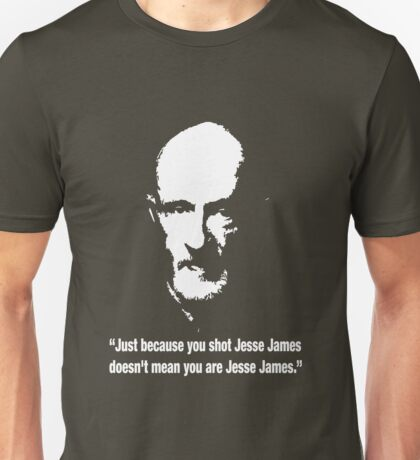 Mike Ehrmantraut breaking bad please change colour to view Unisex T-Shirt