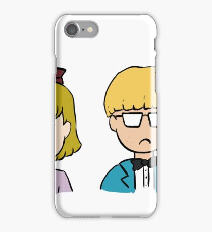 Earthbound's 4 Heroes iPhone Case/Skin