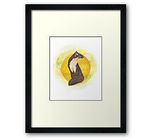 Pantalaimon Framed Print