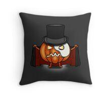 The Pumpkin of the Opera. Throw Pillow