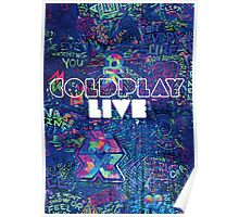 Coldplay 2  Poster