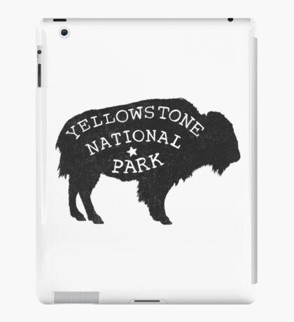 Yellowstone  iPad Case/Skin