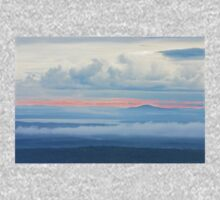 Blue Hill from Cadillac Mountain Acadia National Park Kids Clothes