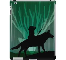 Princess Mononoke Movie Poster iPad Case/Skin