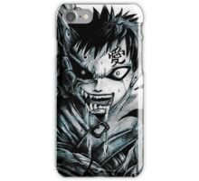 GAARA iPhone Case/Skin