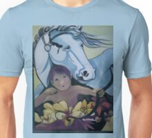 Cupid lover of all animals. Unisex T-Shirt