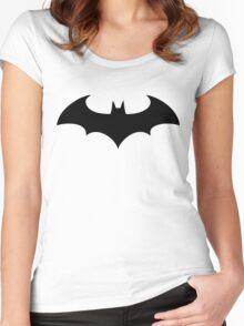 batman 2 Women's Fitted Scoop T-Shirt
