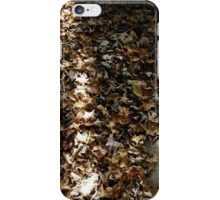 Chlorophyll Among the corpses iPhone Case/Skin