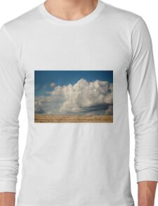 Clouds Touching Earth Long Sleeve T-Shirt