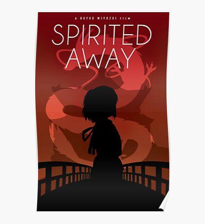 Spirited Away Movie Poster Poster