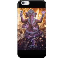 Ganesh - Remover of Obstacles iPhone Case/Skin