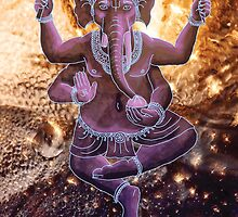 Ganesh - Remover of Obstacles by scrapophilia