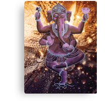 Ganesh - Remover of Obstacles Canvas Print