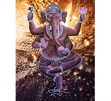 Ganesh - Remover of Obstacles Photographic Print