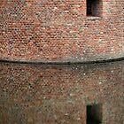 The Castle Wall by Jo Nijenhuis