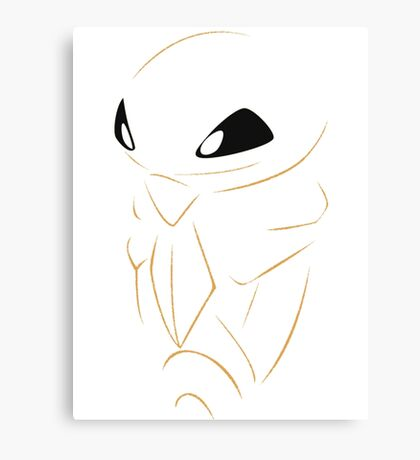 Kakuna Pokemon Canvas Print