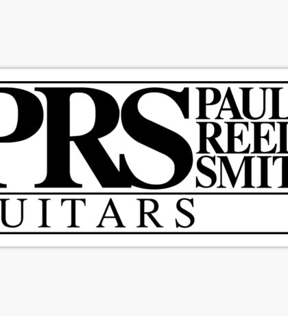 PRS - PAUL REED SMITH GUITARS Sticker