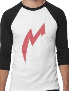 Zangoose Stripe Men's Baseball ¾ T-Shirt